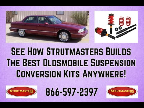 2007-2013 Chevrolet Avalanche Front Air Suspension Conversion Kit Build