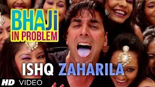 Ishq Zehreela - Bhaji in Problem
