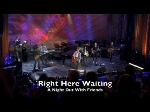 "Richard Marx - ""Right Here Waiting"" Live"