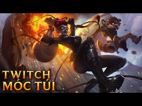 Twitch Móc Túi - Pickpocket Twitch