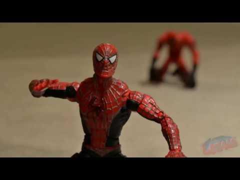 смотреть мультик про игрушки человек паук