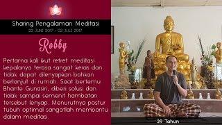 Video Atasi hambatan dalam Meditasi - Sharing oleh ROBBY MP3, 3GP, MP4, WEBM, AVI, FLV November 2017