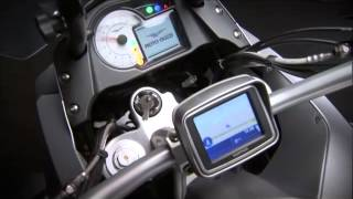 3. Moto Guzzi Stelvio 1200 8V NTX  2014