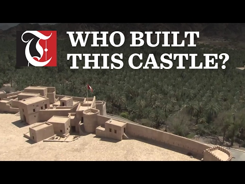 We would like to know who built Samail Castle in Al Dakhliyah.
