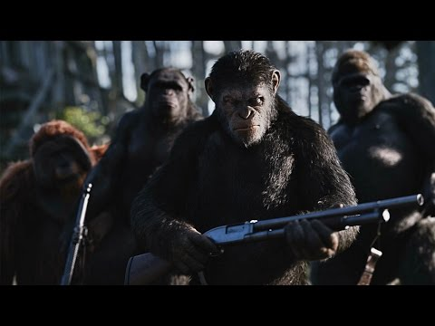 'War for the Planet of the Apes' Final Official Trailer (2017)