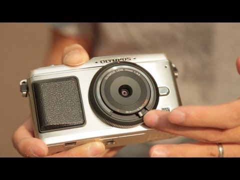 Olympus 15mm Body Cap Lens Review – DRTV