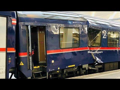Αυστρία: Δεκάδες τραυματίες από σύγκρουση τρένων στο Σάλτζμπουργκ…
