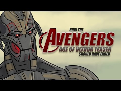 OF - Ultron quotes movies, and it's super creepy. Enjoy our animated alternate parody ending to the hit teaser trailer Avengers: Age of Ultron. When you wish upon a Stark, Movie trailers are...
