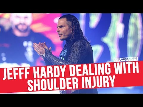 Jeff Hardy Dealing With Significant Shoulder Injury, Missed Event, Could Require Surgery