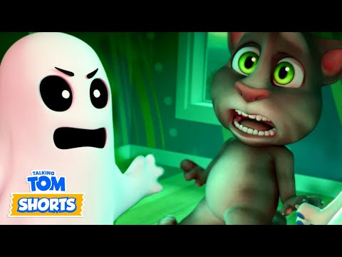 Video Talking Tom Shorts 37 - Scary Movie download in MP3, 3GP, MP4, WEBM, AVI, FLV January 2017