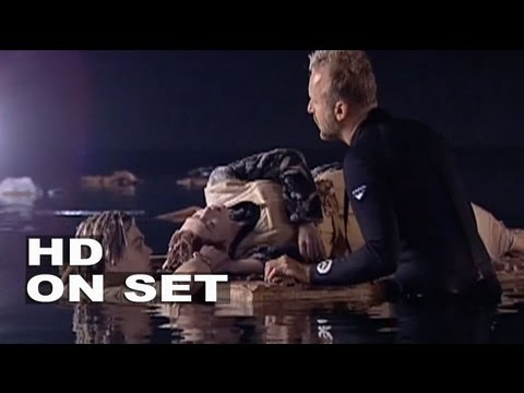 Titanic: Behind the Scenes Part 1 of 2 [HD] - Leonardo DiCaprio, Kate Winslet