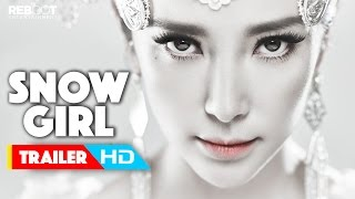 Snow Girl And The Dark Crystal  Official Trailer  1  2015  Li Bingbing Fantasy Movie Hd