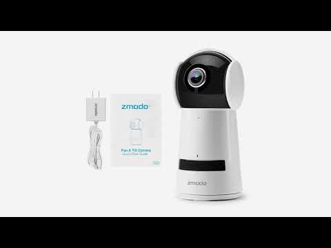 Zmodo Wireless 1080p Two-Way Audio Camera