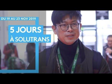 SOLUTRANS 2019: Revivez les meilleurs moments du Salon