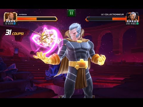 Marvel Contest Of Champions - The Collector Fight Act 5.2.6