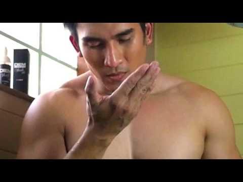 DIEM Wash for Men - Gym Fit handsome guy