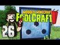Veinmining CHANCE CUBES? - Creating Art! | #26 | FoolCraft 2 | Modded Minecraft 1.10.2