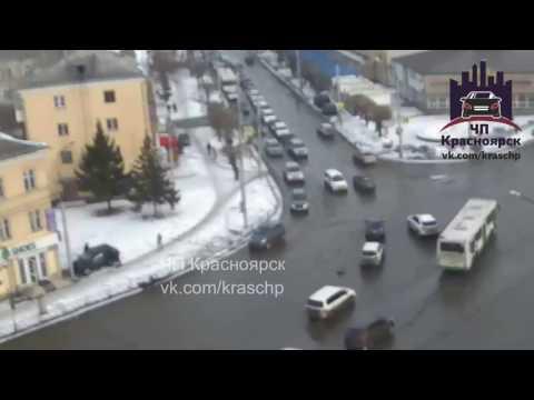 Партизана Железняка - Аэровокзальная 28.02.2017