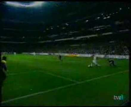 REAL MADRID VS BARCELONA 5-0 8-1-95 MITICO PARTIDO