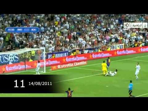 Leo Messi: El récord de Zarra a tiro en el Bernabéu