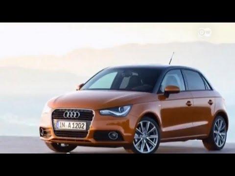أودي تطرح سيارتها  A1 الجديدة في سلسلة طرازات الشركة الألمانية - فيديو