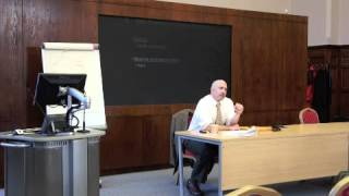 ESRC Green Criminology Research Seminar 1 - Dr Avi Brisman