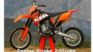 6. cherirada - 2008 KTM SX 85 Features