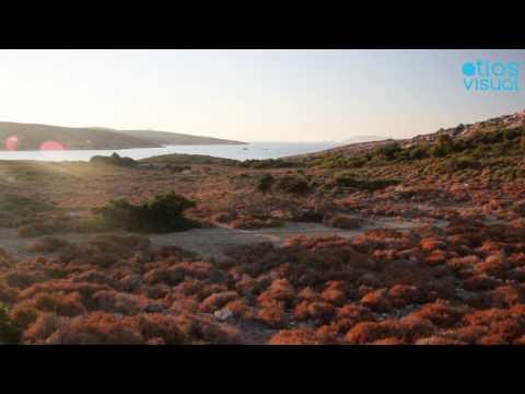 Leros, Greece - Partheni and Plefouti - AtlasVisual