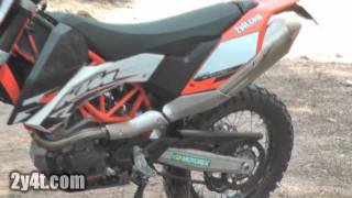 4. KTM 690 Enduro R 2010 Test