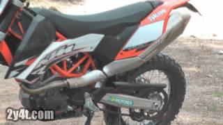 2. KTM 690 Enduro R 2010 Test