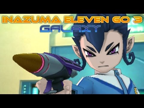 Inazuma Eleven Go 3 Galaxy Walkthrough Episode 11: Change in Fate