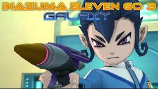 Inazuma Eleven Go 3 Galaxy Walkthrough Episode 11: Change in Fate
