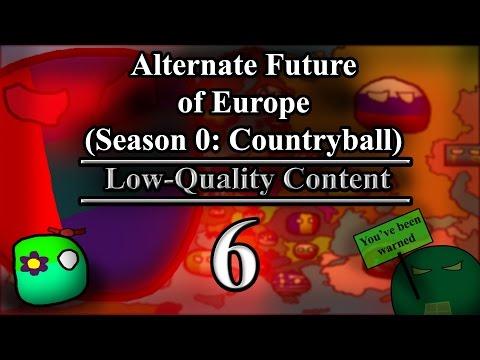 Alternate Future of Europe (Season 0: Countryball) Part 6: Aliens