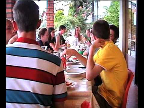 Wideo Lake Como Hostel La Primula