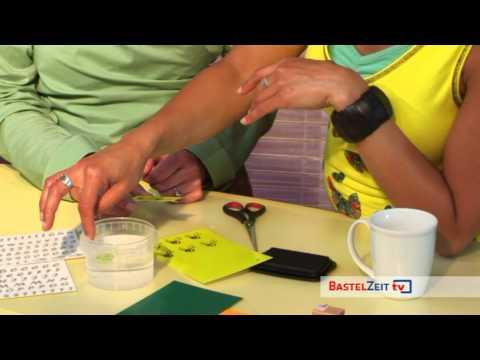 Bastelzeit TV 58 - Color Dekor 180° von Efco