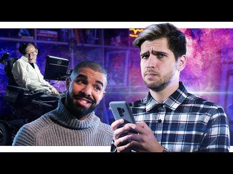 Рэперы лезут на Twitch // Смерть Стивена Хокинга // Впечатления от Galaxy S9+