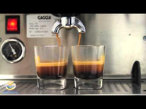 Gaggia TS Espresso Machine