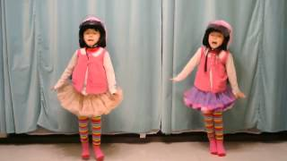 Super Cute Toddler Twins Dance Cover