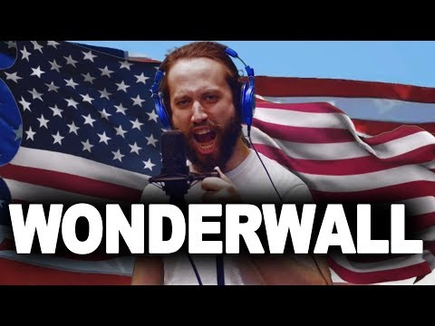 "Oasis  ""Wonderwall"" Cover by Jonathan Young"