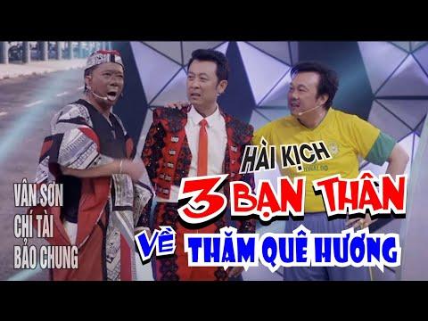 Hài Kịch Thăm Quê - Vân Sơn, Bảo Chung, Chí Tài