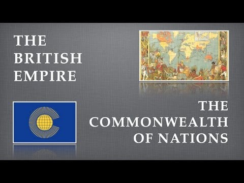 British Empire & Commonwealth of Nations
