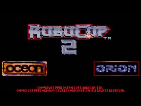 Robocop 2 - Amstrad GX4000/464+/6128+ - Complet - PAL
