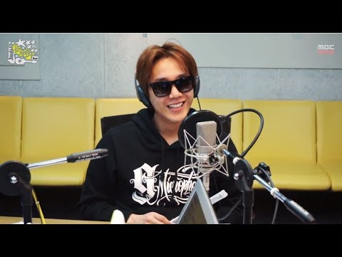 윤하의 별이 빛나는 밤에 - MBLAQ, personal talent - 엠블랙, 개인기 20140401 (видео)