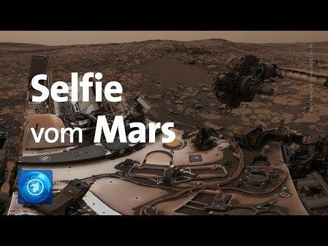 NASA: Curiosity schickt Panoramabild vom Mars