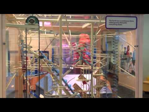 Children's Museum Fun - Lovejoy Jaw Coupling (Rolling Ball Sculpture) Application thumbnail