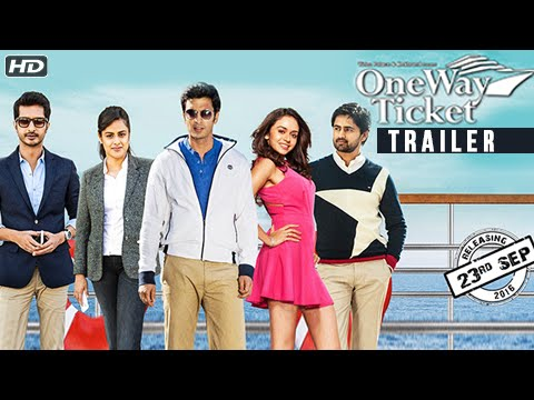 One Way Ticket Movie Picture