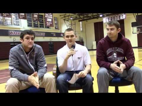 Men's Basketball Monthly Recap - The Elm Sports Network