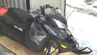 2. How to summerize your E-TEC snowmobile !!