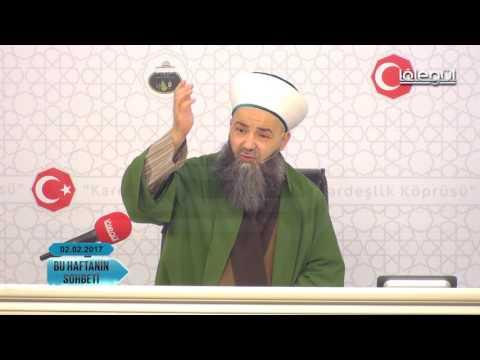 02 Şubat 2017 Tarihli Bu Haftanın Sohbeti - Cübbeli Ahmet Hocaefendi Lâlegül TV