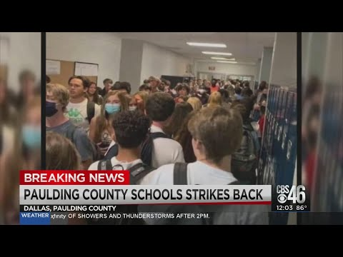 Paulding County Schools strikes back then revokes suspension over viral photo